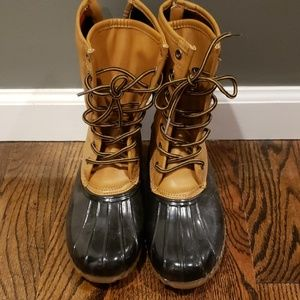 Rubbet boots